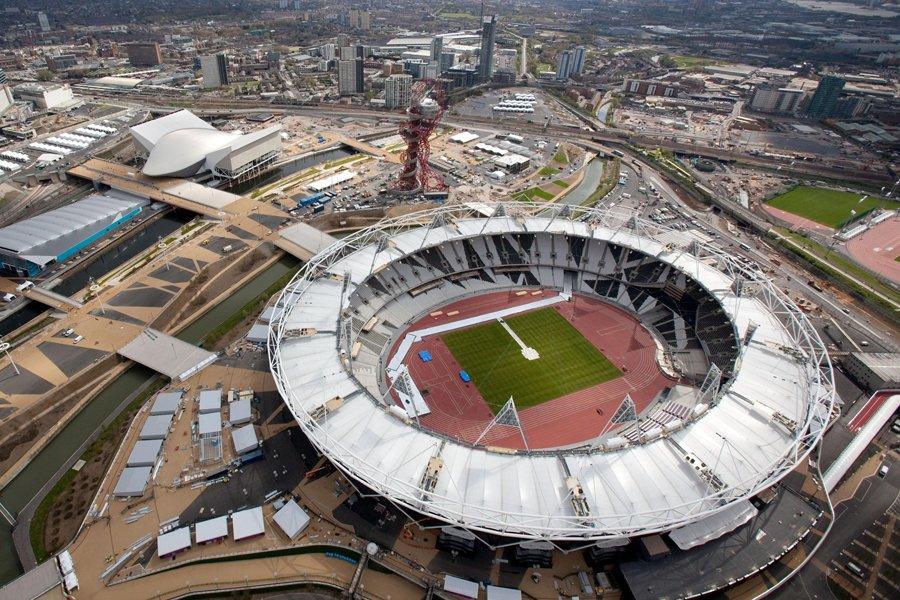 L'ouverture officielle des  jeux Olympiques de Londres... (Photo: AP)