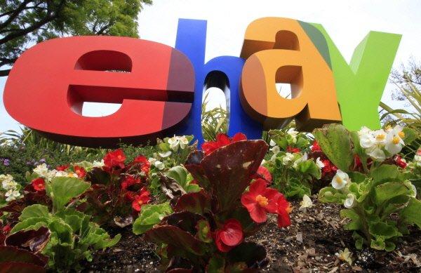 Le groupe de distribution en ligne eBay (