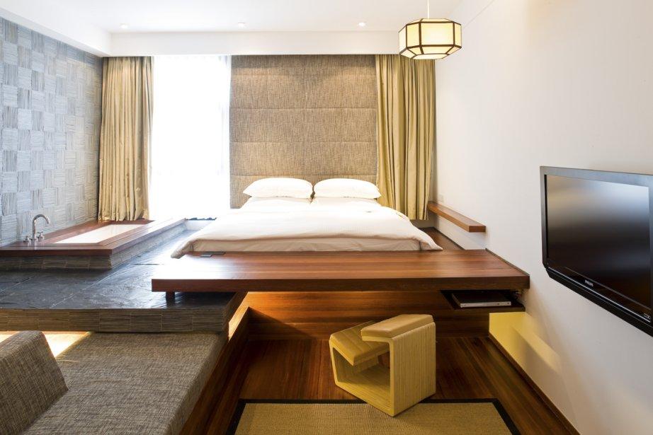 Quatre ans après son ouverture, l'URBN, premier hôtel... (Photo fournie par l'hôtel URBN)