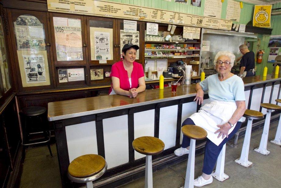 Sharon et Ruth Wilensky au 34, Fairmount Est,... (Photo d'archives Alain Roberge, La Presse)