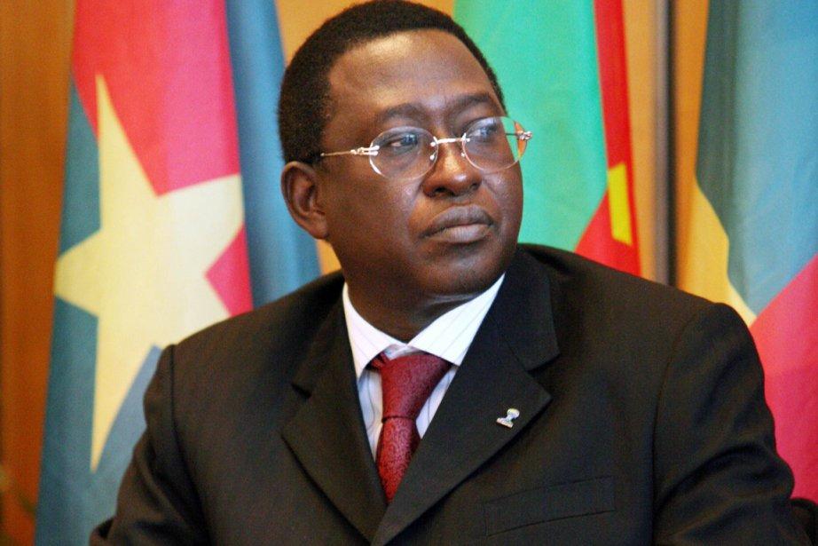 L'ex-ministre Soumaïla Cissé (photo) et le général Waly... (Photo : Cyril Folliot, AFP)