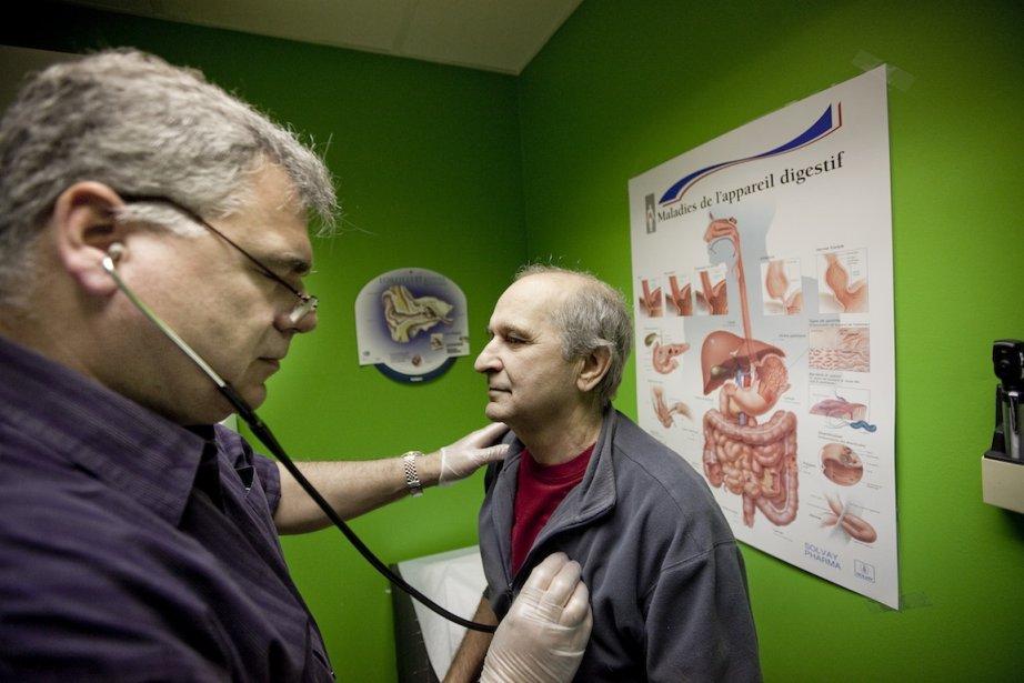 «Le nombre de médecins de famille a augmenté... (Photo Marco Campanizzi, archives La Presse)