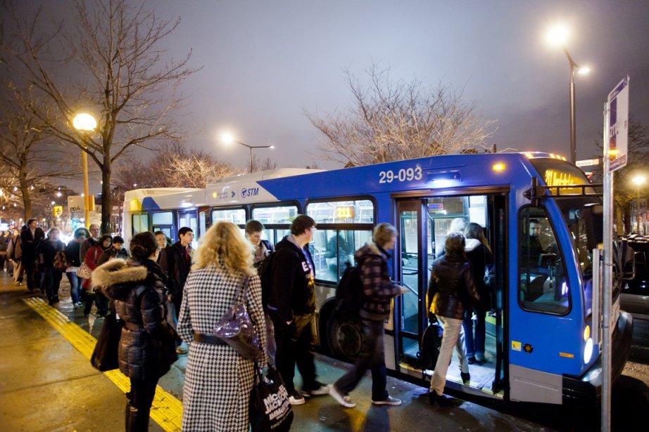 La région de Montréal compte augmenter les déplacements... (Photo : Edouard Plante-Fréchette, La Presse)