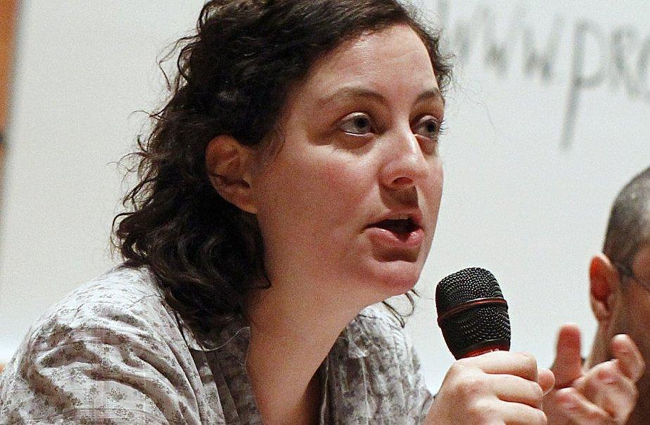 Valérie Cayouette-Guilloteau... (Photo Le Soleil)