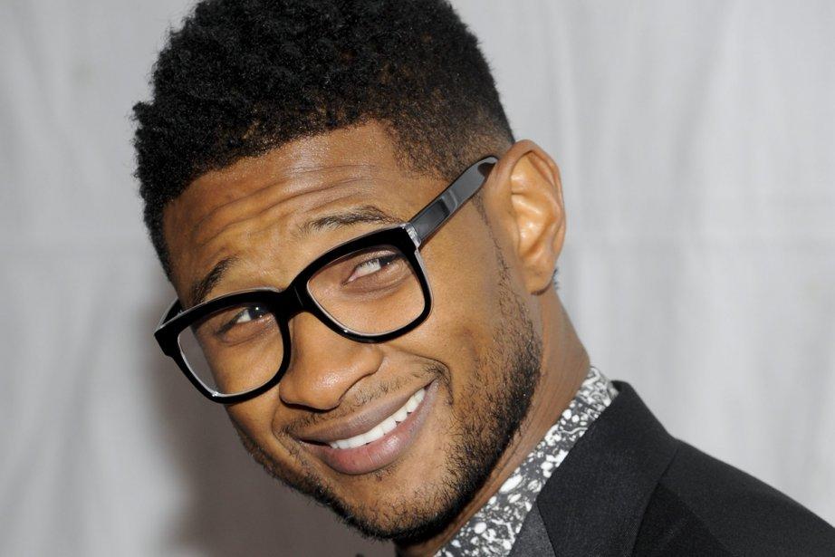 Usher se joindra à la distribution de Fuerza... (Photo: Evan Agostini, Archives Associated Press)