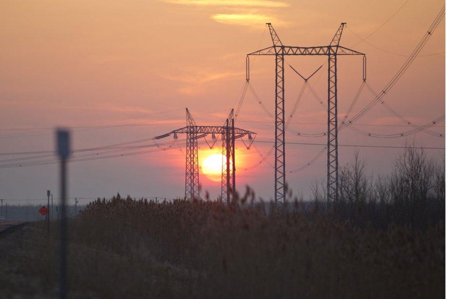Les surplus d'électricité d'Hydro-Québec sont... (Photo Ivanoh Demers, La Presse)