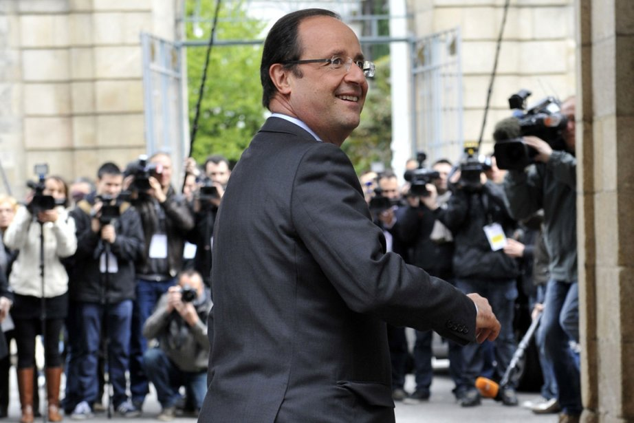 Le nouveau président François Hollande n'a pas l'intention de... (Photo: AFP)