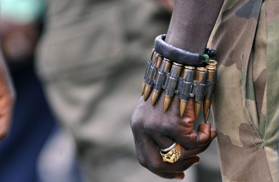 Parmi les «menaces» qui pèsent sur le pays,... (Photo: SIA KAMBOU, AFP)