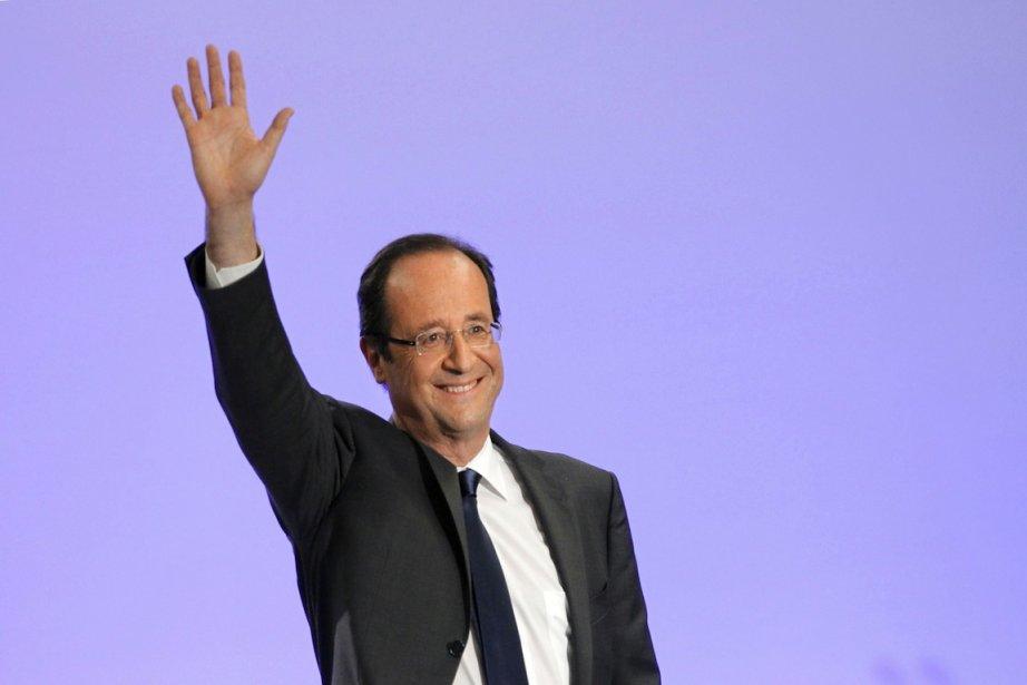 François Hollande doit prouver que les progressistes sont... (Photo Patrick Kovarik, AFP)