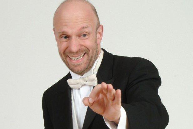Le chef d'orchestre Jean-François Rivest.... (Photo: archives La Presse)