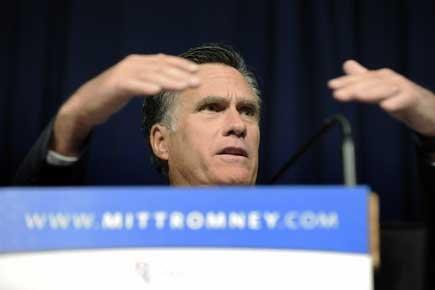 Les commentaires de Mitt Romney sur la France... (Photo: Reuters)