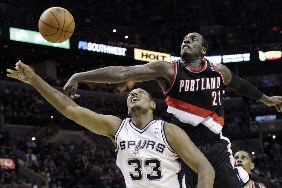 Les Spurs de San Antonio ont remporté leur... (Photo: AP)