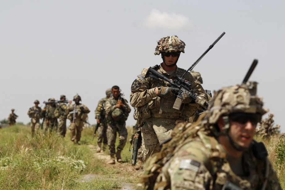 Washington dirige la force internationale de l'OTAN (ISAF)... (Photo: Baz Ratner, Reuters)