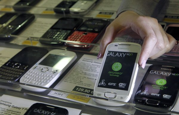 Quelque 19% des utilisateurs de téléphone mobile dans le monde utilisent les...