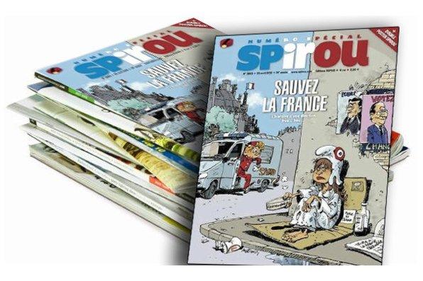 Le magazine familial de BD franco-belge Spirou propose ses solutions...