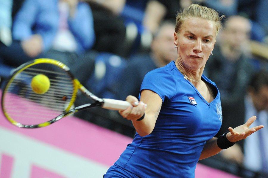 Svetlana Kuznetsova... (Photo: AFP)