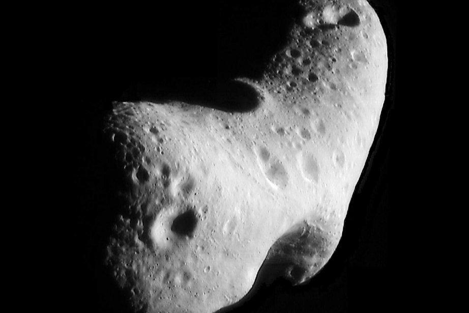 Environ 1500 astéroïdes graviteraient à proximité de la... (Photo: AFP)