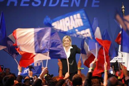 Les 17,9% des voix et 6,4 millions d'électeurs... (Photo: AFP)