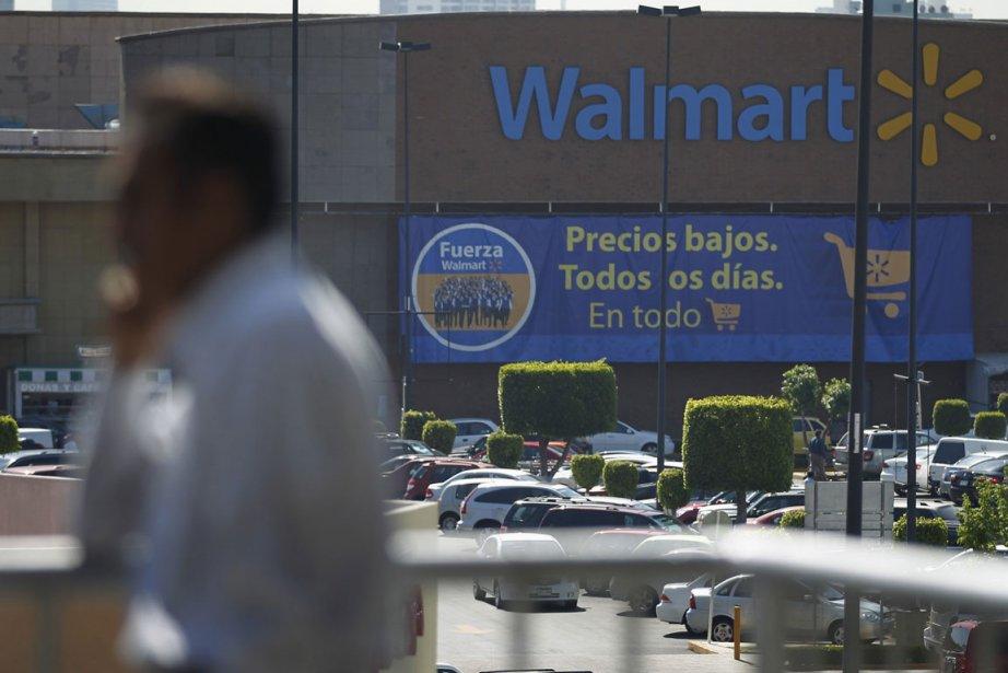 Le géant américain de la distribution Wal-Mart a indiqué mardi... (Photo Reuters)