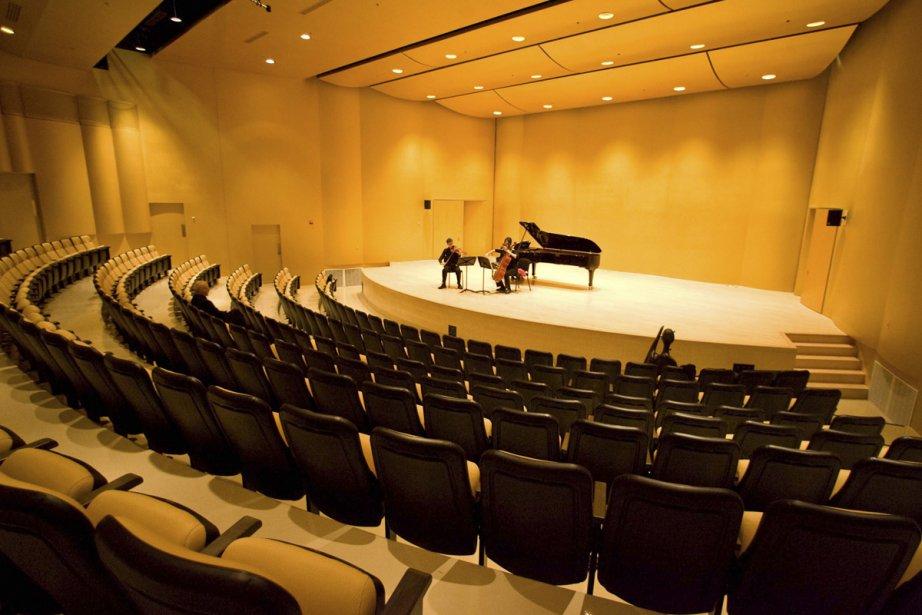 Le 21 mars, les élèves du Conservatoire de... (Photo: André Tremblay, archives La Presse)