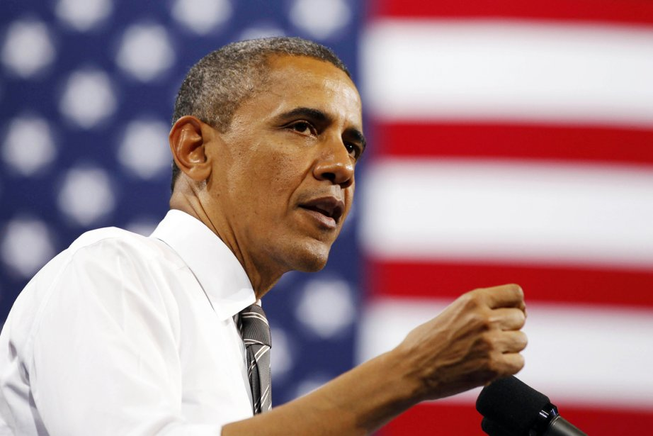 Selon le professeur Lichtman, le président Barack Obama... (Photo: Larry Downing, Reuters)