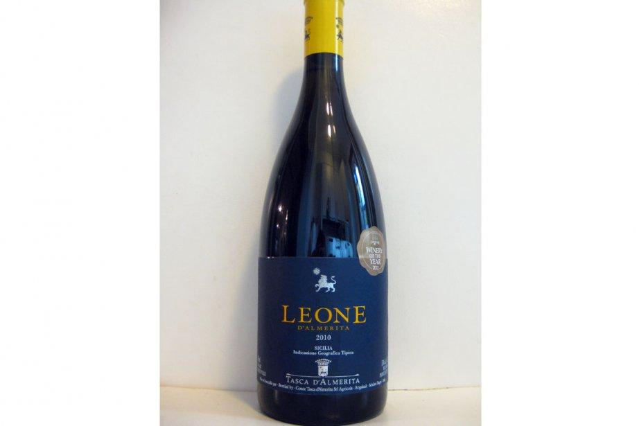 Leone Tasca d'Almerita Sicilia i.g.t.2010 , Code SAQ... (Photo La Presse)