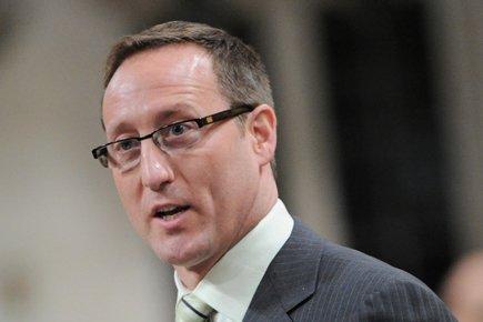 Le ministre Peter MacKay a indiqué que ce... (Photo: PC)
