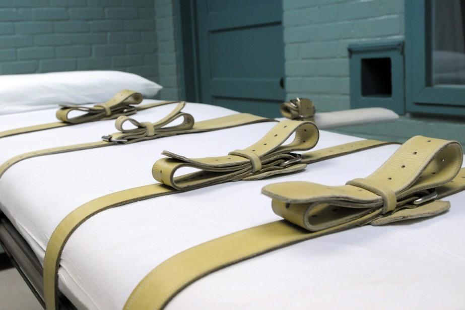 """""""La peine capitale est de moins en moins... (Archives AP, Pat Sullivan)"""