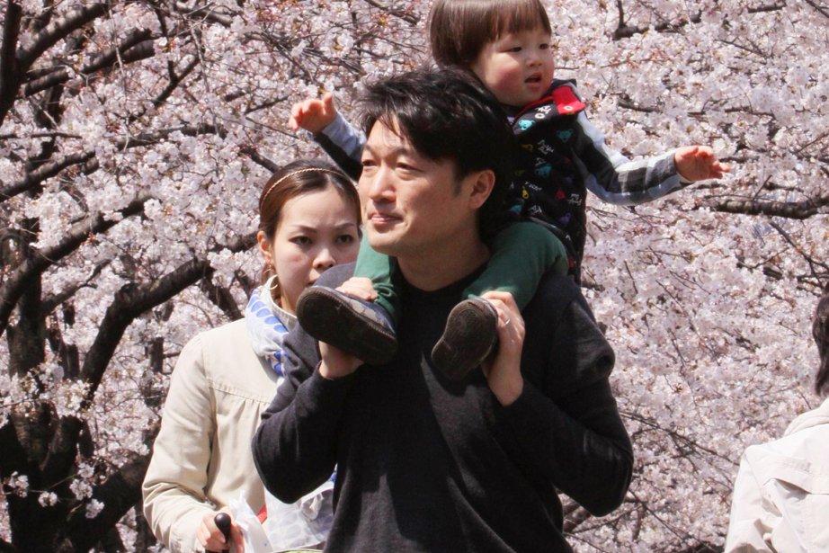 Pour lutter contre le «fléau du célibat», l'économiste... (Photo:  Yoshikazu Tsuno, AFP)