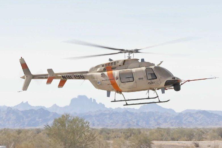 Des appareils construits par Bell Helicopter à Mirabel seront transformés en...