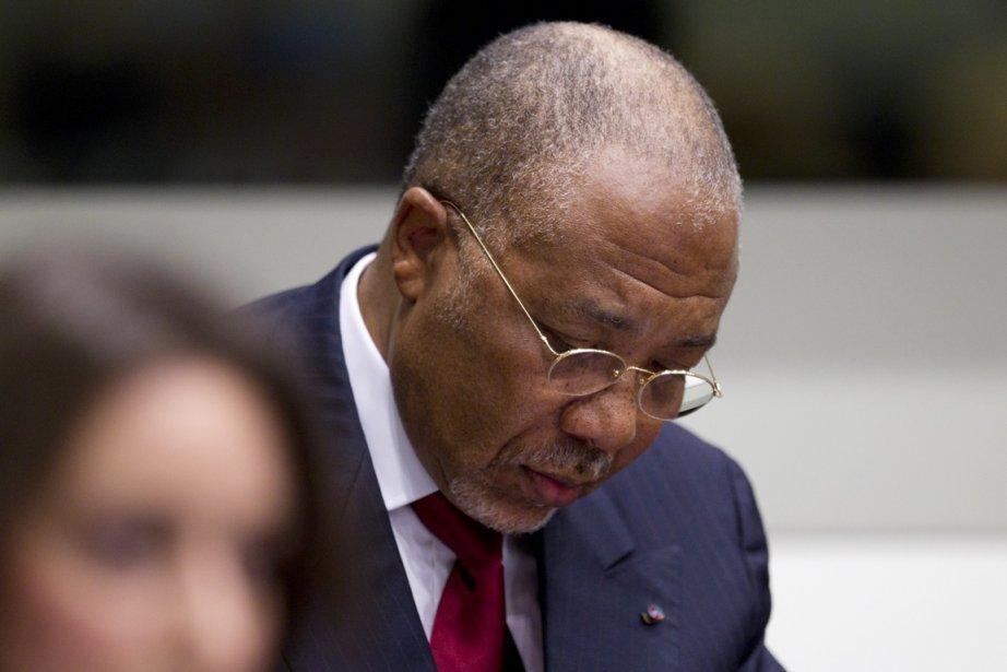 L'ex-président du Liberia Charles Taylor est devenu le... (Photo: Peter Dejong, AP)