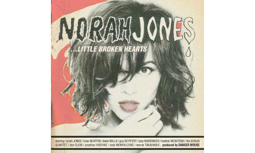 Ce nouvel album de Norah Jones, pertinemment intitulé ... Little Broken Hearts,...