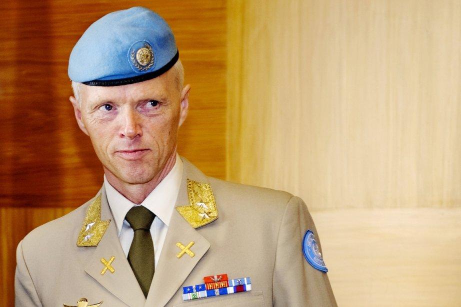 Robert Mood, 54 ans, avait négocié avec Damas... (Photo: Fabrice Coffrini, AFP)