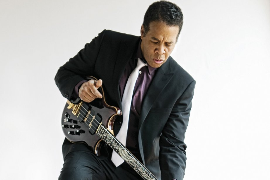 Stanley Clarke... (Photo: fournie par le FIJM)