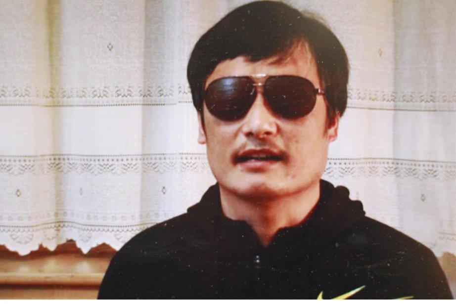Dane un evidéo publiée sur YouTube, Chen Guangcheng,... (Image: AP)