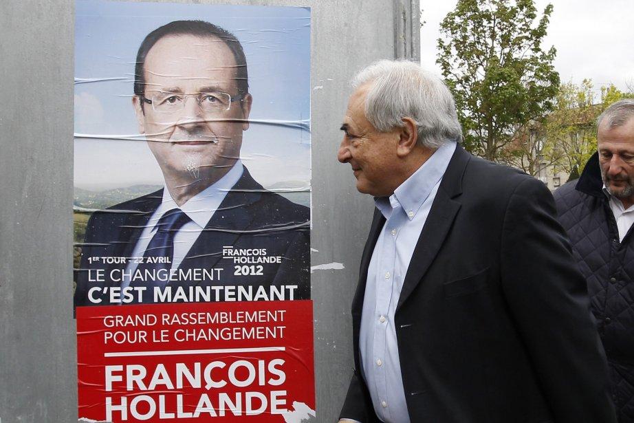 Le socialiste Dominique Strauss-Kahn comptait annoncer sa ... (Photo: Gonzalo Fuentes, Reuters)