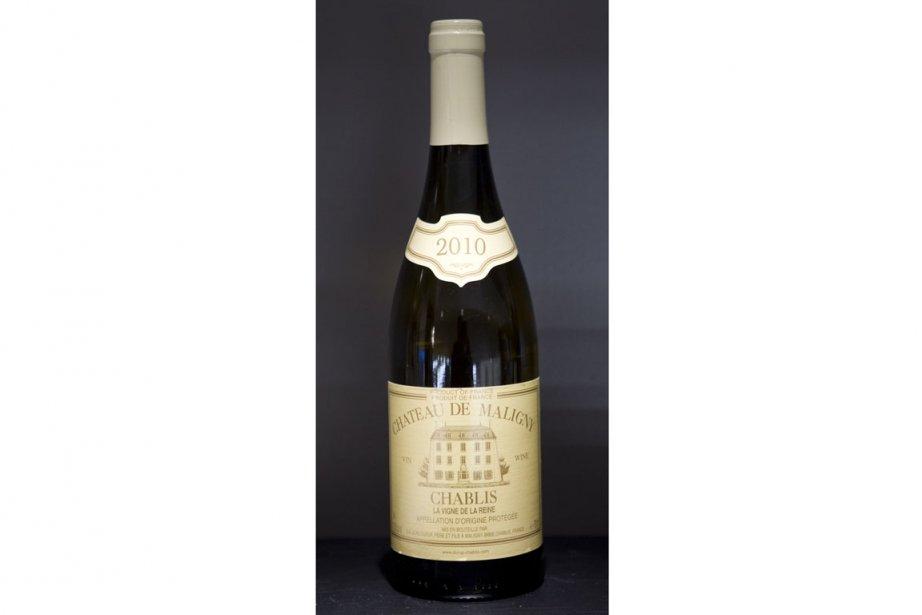 Chablis 2010 La Vigne de la Reine Château...