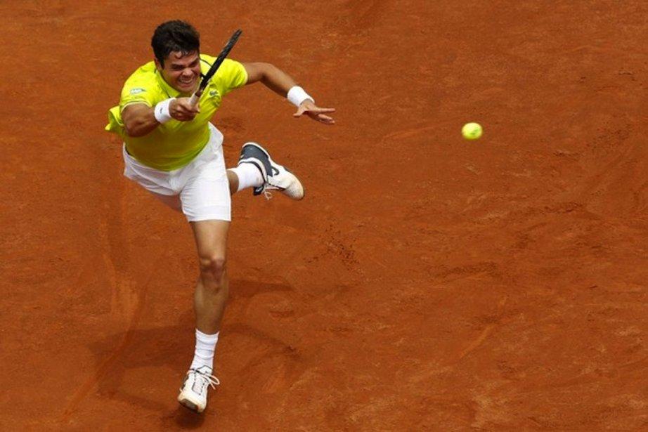 Milos Raonic... (Photo Reuters)