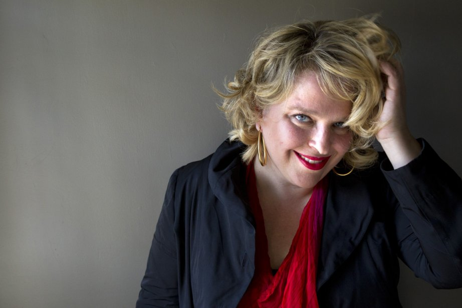 Karina Gauvin... (Photo : Robert Skinner, La Presse)