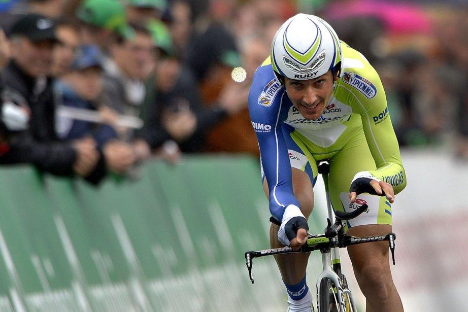 Ivan Basso... (Photo AFP)