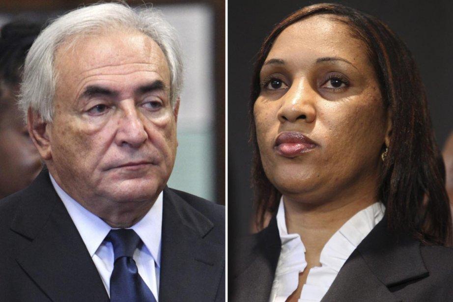 Le juge de la Cour suprême du Bronx... (Photos: AP)