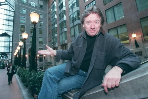 Jean-Guy Moreau en mars 1999. (Photo: Alain Roberge, archives La Presse)