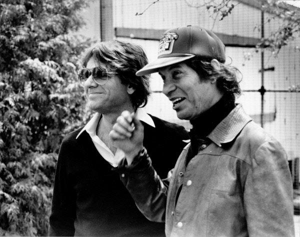 Jean-Guy Moreau et Jean-Pierre Ferland. (Photo: fournie par les Éditions Les Intouchables)