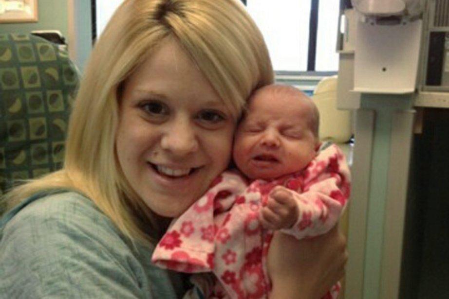 Aileen Dannelley, ici avec sa fille Savannah, a... (Photo AP)