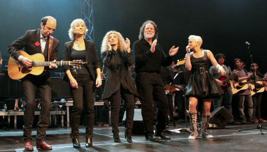 Judi Richards, Beau Dommage, Brigitte Boisjoli....