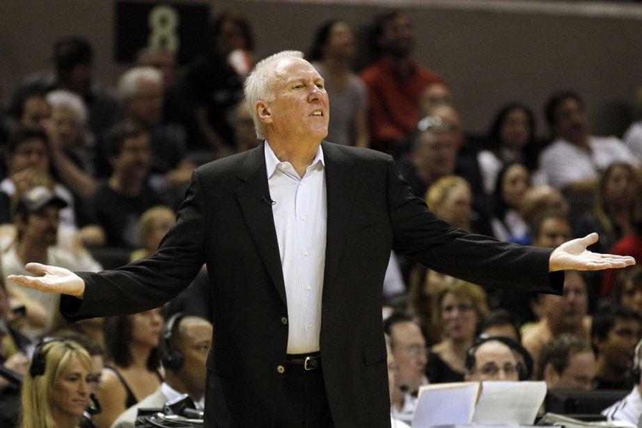 Gregg Popovich... (Photo : Mike Stone, Reuters)