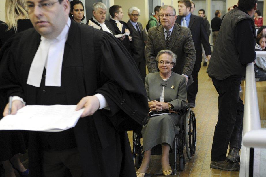 Lors de l'enquête préliminaire, le juge Michel L.... (Photo d'archives Érick Labbé, le Soleil)