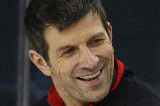 Le nouveau directeur général du Canadien, Marc Bergevin.... (Photo: PC)