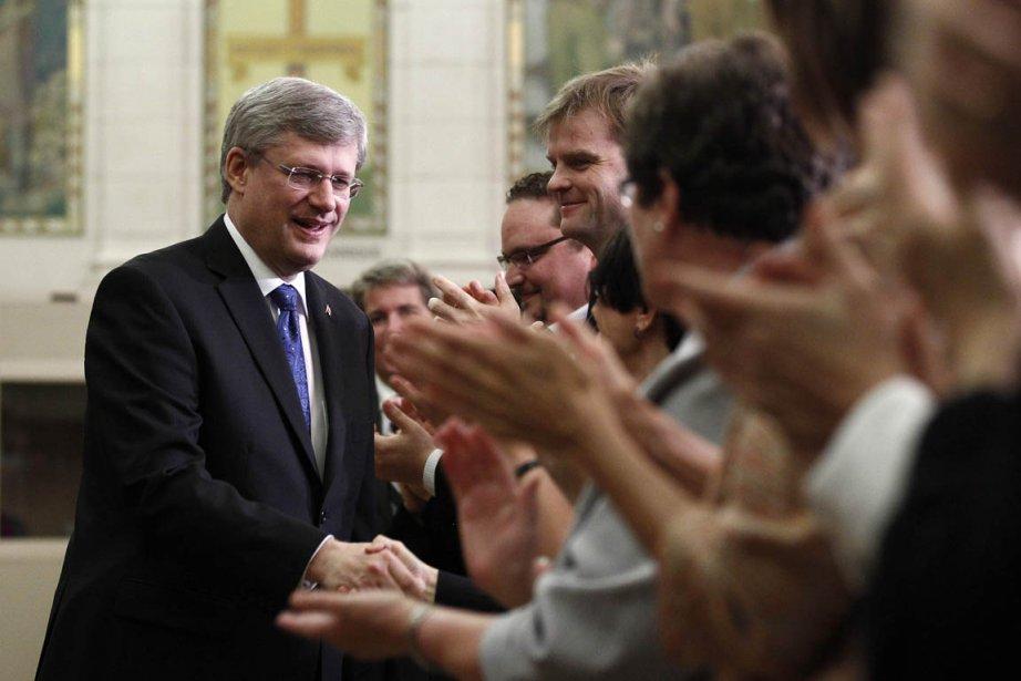 «Nous sommes le seul parti qui a un... (Photo Chriss Wattie, Reuters)