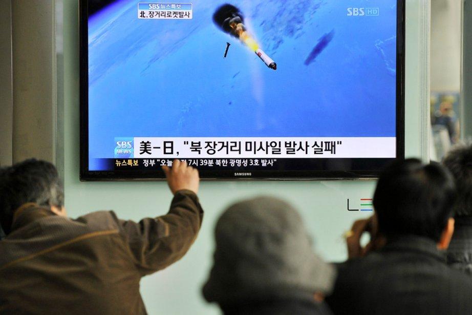 Les États-Unis et leurs alliés, notamment sud-coréens, soupçonnent... (Photo: Jung Yeon-Je, Archives AFP)
